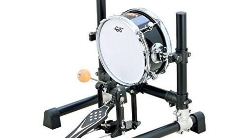 goedrum gbd10 10 electronic kick or bass drum color black electronic drum set shop. Black Bedroom Furniture Sets. Home Design Ideas