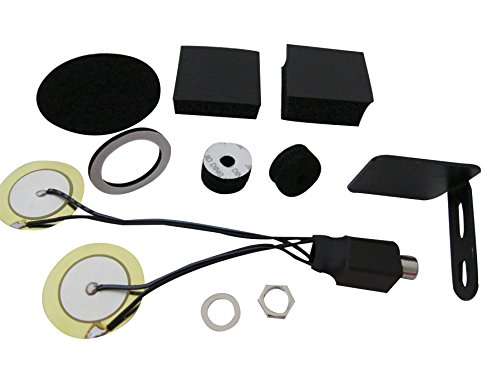 goedrum drum trigger set for diy electronic tom or snare drum electronic drum set shop. Black Bedroom Furniture Sets. Home Design Ideas