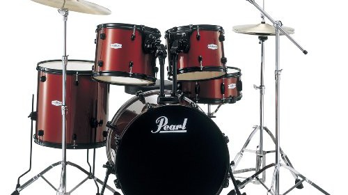 pearl forum fzh705d b91 drum kit red wine electronic drum set shop. Black Bedroom Furniture Sets. Home Design Ideas