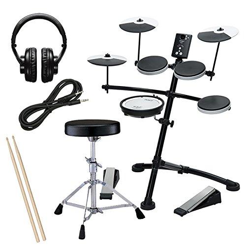 Roland Td 1kv Electronic Drum Set Bundle W Throne